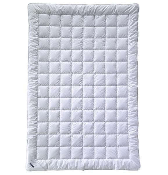billerbeck Bettdecke Faserdecke Carmen Wärmestufe sommerleicht Größe 135x200 cm, 155x200 cm