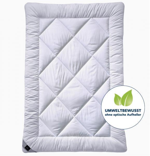 billerbeck Faser-Bettdecke Ballade aus Faser 135x200 cm