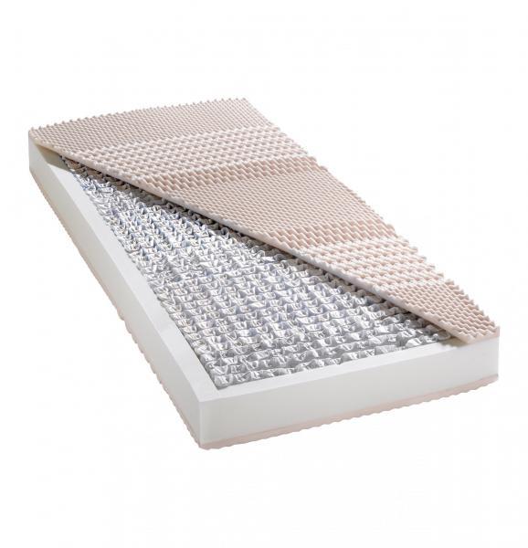 billerbeck Tonnentaschenfederkern-Matratze AIRTEC Classic - Detailansicht Matratzenkern