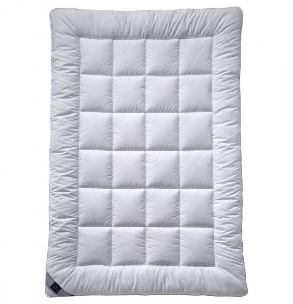 billerbeck Faser-Bettdecke Classic Clean aus Faser 135x200 cm