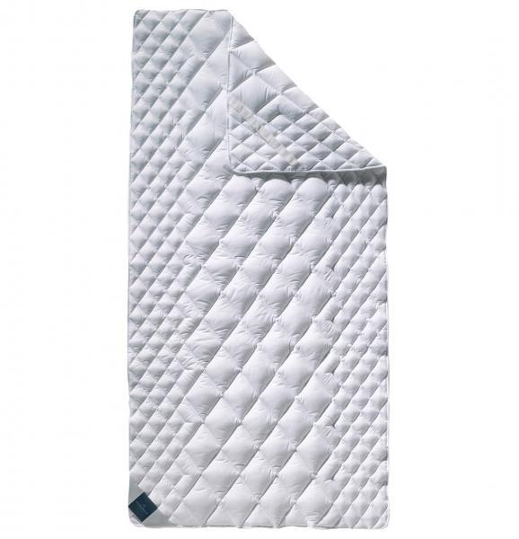 billerbeck Topper Classic Clean Matratzenauflage mit Faser-Füllung