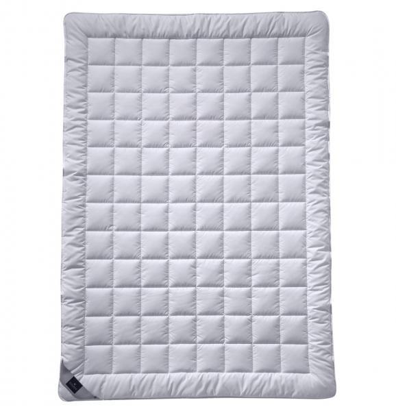 billerbeck Bettdecke Natur mit Baumwolle 135x200 cm