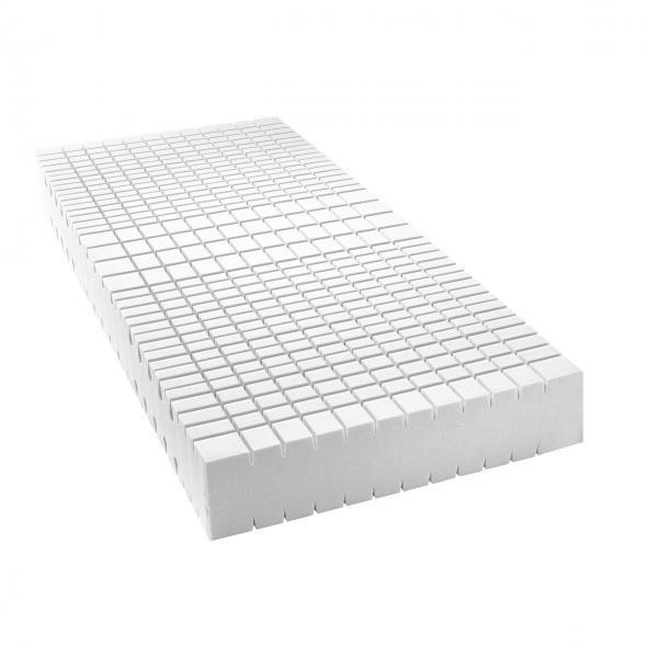 billerbeck matratze kaltschaummatratze Silver Star Kern H2 weiß