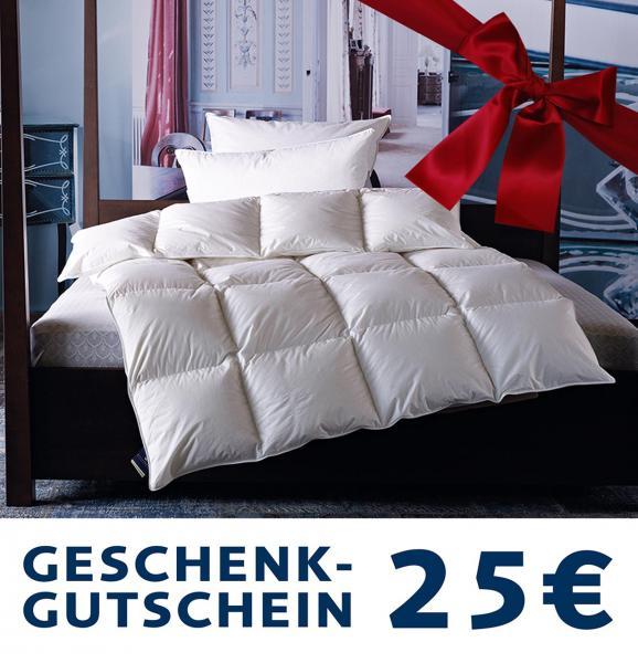 billerbeck Geschenkgutschein 25 EUR