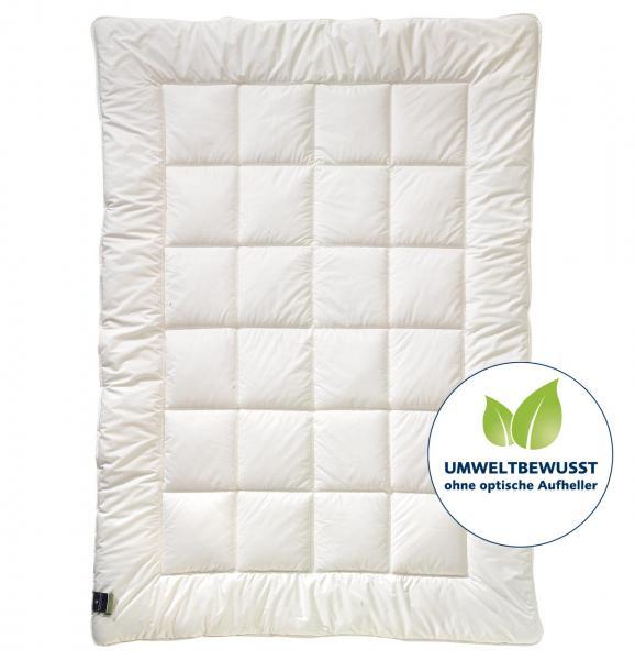 billerbeck Bettdecke alcando aus Faser 135x200 cm