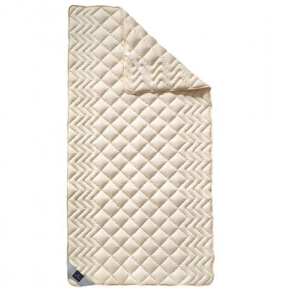 billerbeck Topper Multilind Matratzenauflage mit Schafschurwolle