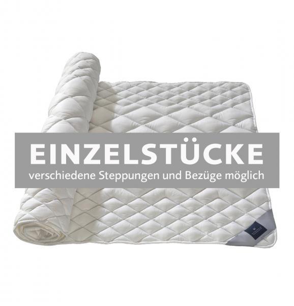 billerbeck Topper Matratzenauflage HL Unterbett Schafschurwolle 135x200 cm
